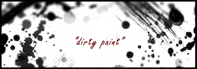 dirtypaint